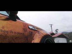 IW MINI - The first Liberty Walk Mini in SoCal - Full Wrap in Custom Chrome - YouTube
