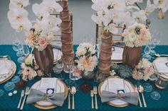 Modern Mediterranean Wedding Ideas