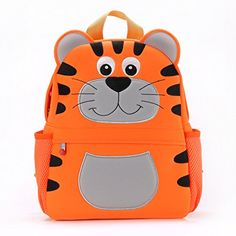 Coolwoo Kids Backpack Tiger * You can get additional details at the image link.