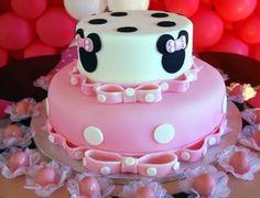 bolo de aniversário | Minnie