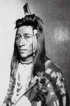Vintage-1899-Weasaw-Shoshone man