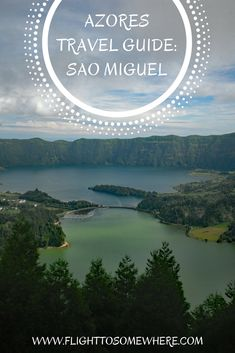 Azores travel guide - things to do on Sao Miguel. #azores #saomiguel