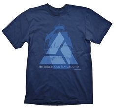 Camiseta Distant Lands - Assassin's Creed