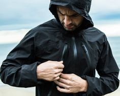 Aether Empire Bicycle Jacket #techwear