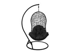 Aleda recliner Black - Armchairs - Chairs - Outdoor