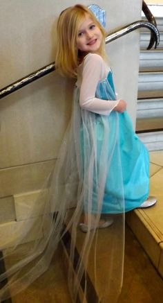 Elsa costume pattern toddler - Google Search