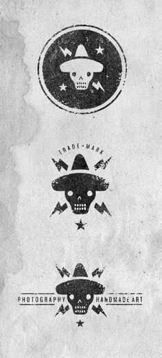 calavera logo