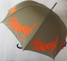 Jack Russell Terrier Dog Umbrella NEW Brolly The San Francisco Umbrella Company …