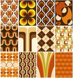 images of home decor From the Seventies | The 70s are in, once again. by susanna