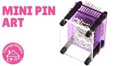 Mini Pin Art