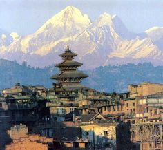 Bhaktapur, Nepal ... you can escape here forever!