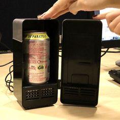 Nutze unsere großartigen Preise und kaufe heute USB Kühlschrank auf SOWIA. Fantastische Geschenke und kostenloser Versand möglich.