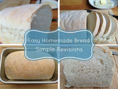 How to Make A Loaf Of Bread – A Basic Recipe