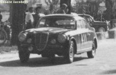 Mille Miglia 1955 - Lancia Aurelia no.411
