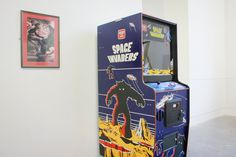 Revolution in the Bedroom, War in the Playground: Video Gaming at The National Centre for Craft & Design Video Game Industry, Space Invaders, Creative Industries, Arcade Games, Design Crafts, Playground, Revolution, Centre, Gaming