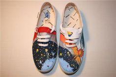 El Principito,zapatillas