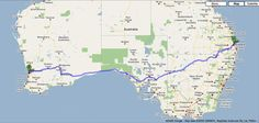 Brisbane to Perth Trip - Trips- Where to go and Reviews - Australia4WD Forum