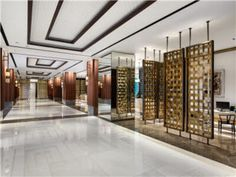 Pioneer Stainless Limited - The Professional Manufacturer Of Decorative Stainless Steel Fabrications In China Stainless Steel Fabrication, Stainless Steel Screen, Seoul Hotel, Metal Screen, Hotel Decor, Metal Panels, Price Comparison, Light Project, Hotel Lobby