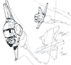 Concepts by Jon Aaron Kambeitz from Encyclopedia Hiigara - the Homeworld wiki