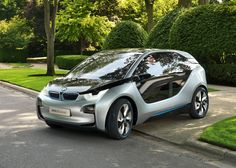 The electric BMW i3 city vehicle will be launched later this year (Photo: BMW)