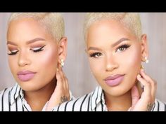 Classic Glam Makeup Tutorial - YouTube