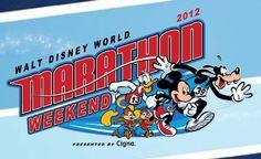 2012 Disney Marathon Weekend