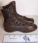 1870s Half Boots