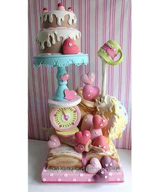 Amazing  cake by fb: Le delizie di Amerilde