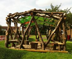 Outdoor Classrooms - Infinite Playgrounds