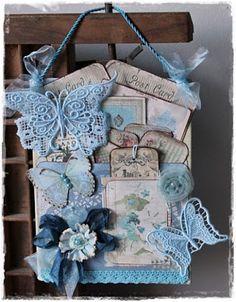 Cottage Dreams: Paper Crafts