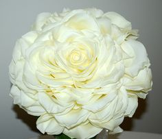 How to make a glamelia bridal bouquet - Floral Blog - Natural Beauties Florist - Chicago, IL