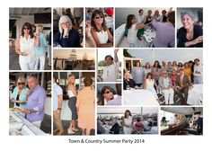T&C annual Summer Party at The East Hampton Point!