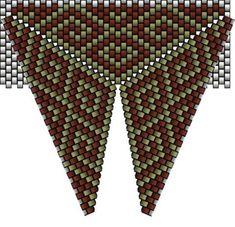 Dreiecke   biser.info - Alles über Perlen und Perlenarbeiten