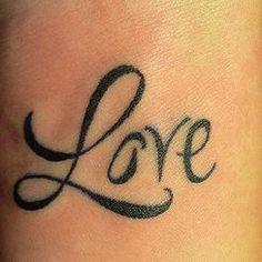 Universal Tattoo: tattoo love heart