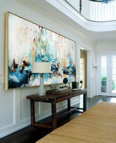 ORIGINAL LARGE Abstract Painting Abstract Art Acrylic