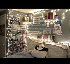 thinking about doing something like this in my room...