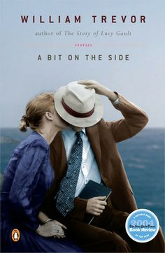 A Bit on the Side by William Trevor. I think I'm in love with the cover! (Dec 12 2012)