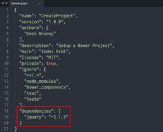 Adoperiamo comunemente pacchetti di terze parti in progetti di Web Design.   Carichiamo CSS di terze parti da progetti come Bootstrap e Foundation, e scripts com