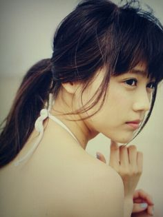 Kasumi Arimura. 有村架純