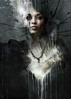 Surreal Portraits by Jarek Kubicki