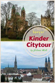 Der Stadtrundgang durch Speyer ist abwechslungsreich und spannend. Bei der Stadt kann man auch spezielle Kinderführungen buchen und die sind richtig toll, Geschichte zum anfassen und kindgerecht erklärt macht das auch Erwachsenen Spaß. Vom Dom zum Judenhof bis zum Stadttorturm mit Ausscht