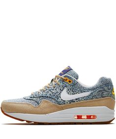 the best attitude f8e46 8c5b2 Nike x Liberty Blue Liberty Print Air Max 1 Trainers   Trainers by Nike x  Liberty
