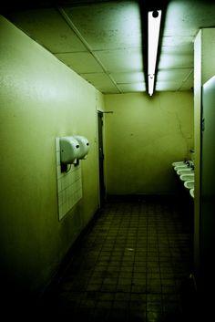 gas station bathroom - Writing inspiration #nanowrimo #scenes #settings