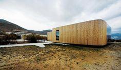 Perfekt integriert: Non Program Pavilion von Jesús Torres García Architects