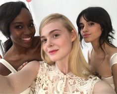 Ellie Fanning, Fanning Sisters, Havana, Celebrity Siblings, Guess Girl, Glamour Magazine, Thing 1, Lany, Fifth Harmony