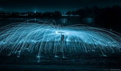 Light Painting, by Robert Wiggers http://lightsfromdreams.wordpress.com
