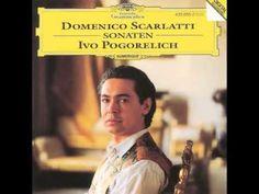 Domenico Scarlatti - Sonatas Ivo Pogorelić - YouTube