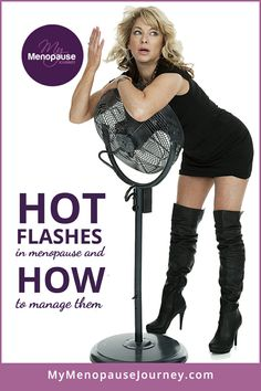 Hot Flashes Remedies | There's nothing I want more than to cool down from hot flashes! I started looking for answers and found 8 effective and natural remedies for hot flashes. Read the full article! | #HotFlashesRemedies #ManageHotFlashes #NaturalWaysToManageHotFlashes Menopause Signs, Menopause Relief, Menopause Symptoms, Hormonal Weight Gain, Hot Flash Remedies, Hormone Replacement Therapy, Hot Flashes, Body Systems, Natural Cures