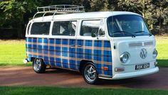 1970 VW Type 2 Early Low Light Bay Camper Van, Classic Cars, #Volkswagen