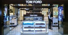 Tom Ford, one of Emporium's many first-rate concessions.
